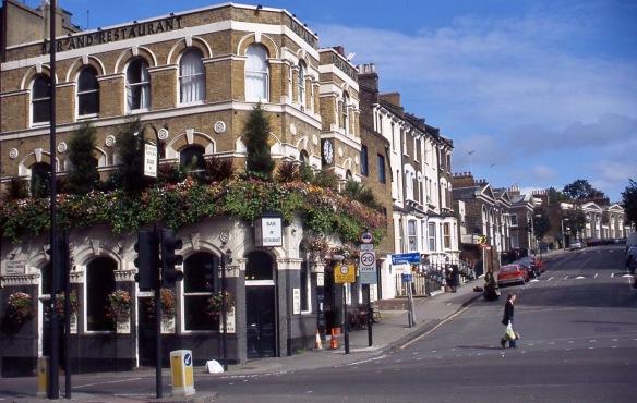 Kings Cross Road WC1 9.04