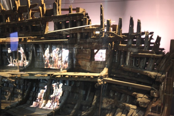 Deck skeleton 1