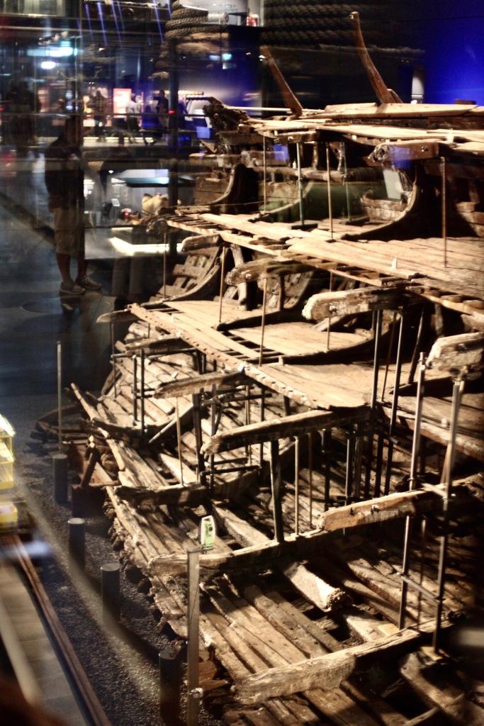 Deck skeleton 2