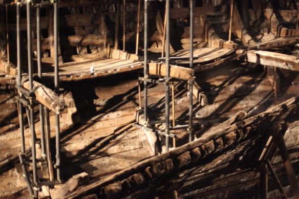 Deck skeleton 4