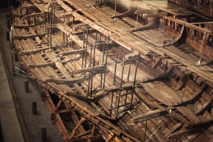 Deck skeleton 5