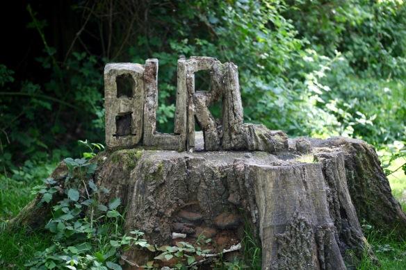 Burley stump