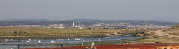 Sturt Pond and Hurst Castle