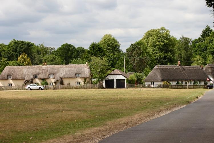 Hale village green