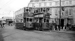 Trams by Norman Hurford