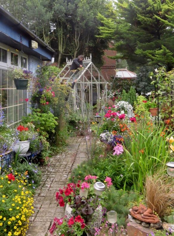 Greenhouse installation 1