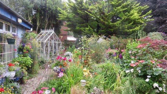 Greenhouse installation 7
