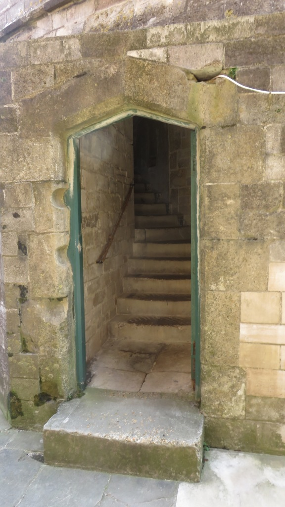 Doorway up
