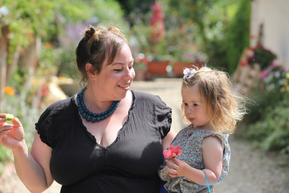 Tess and Poppy 2