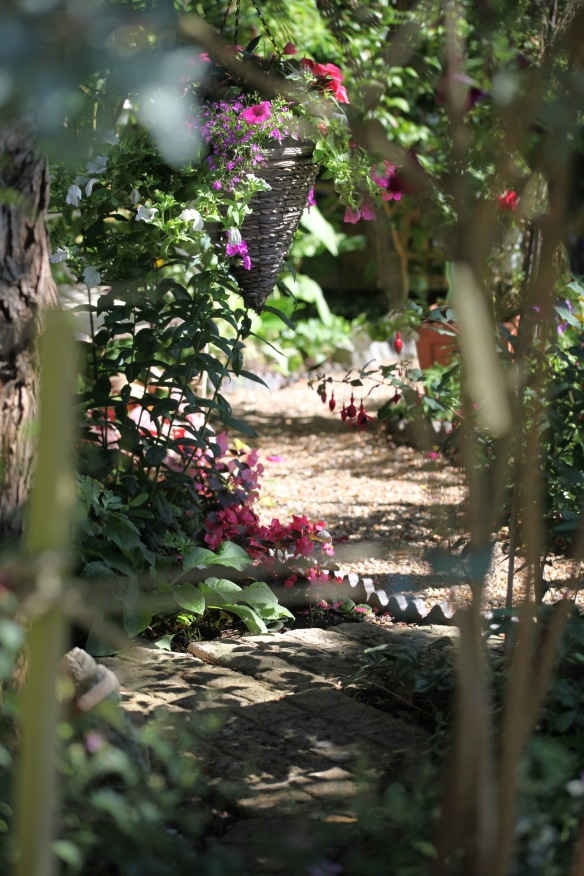 Head Gardener's Walk/Shady Path