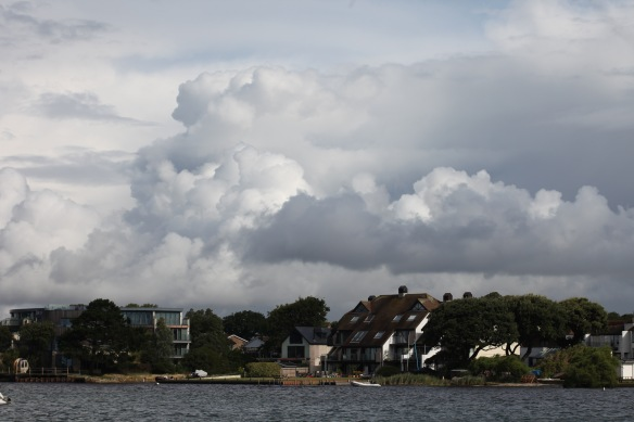 Mudeford clouds