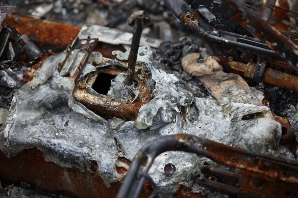 Burnt out car 6