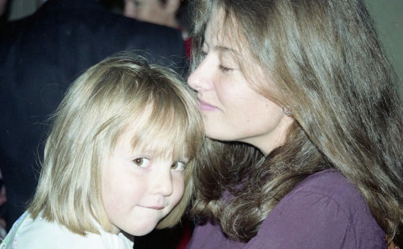 Laura and Kate 5.10.91