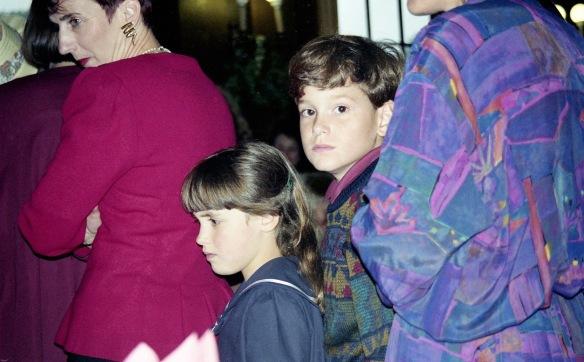 Adam, Danni, and Frances