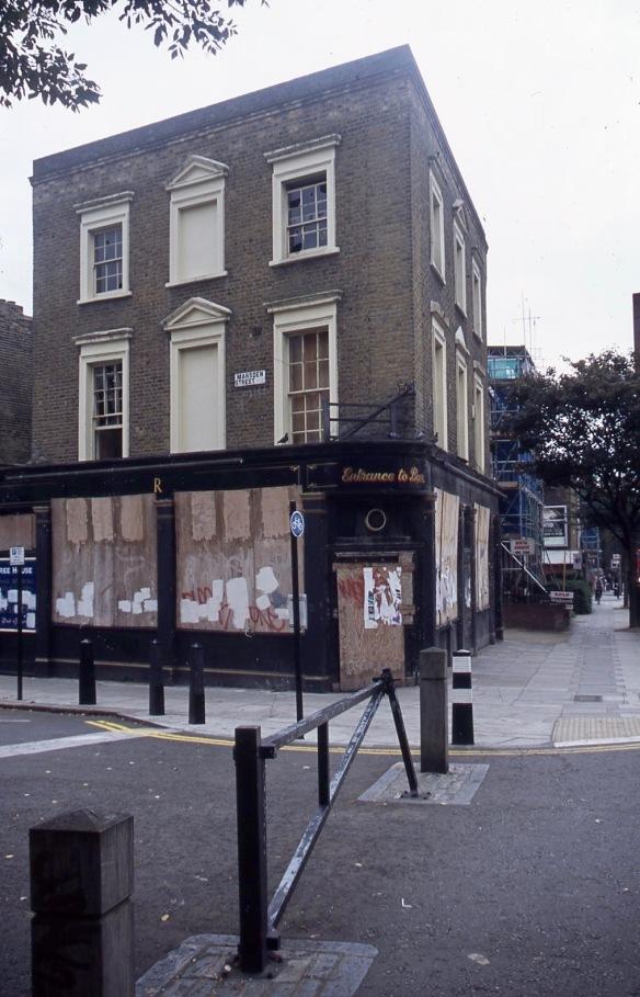Marsden Street NW5 10.04