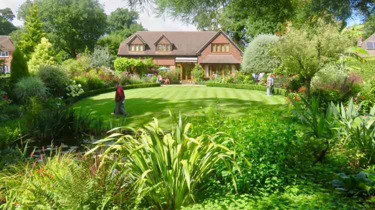 Willows garden 1