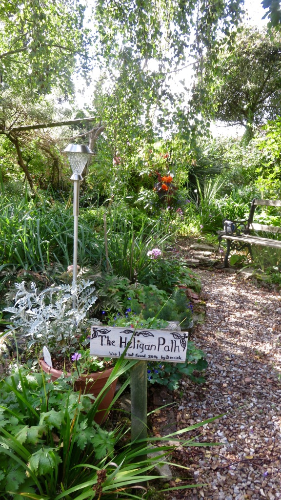 The Heligan Path