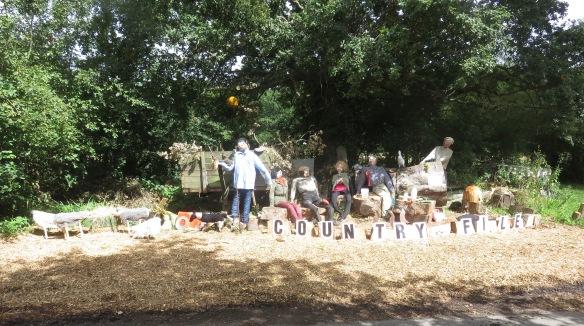 Bisterne Scarecrow Festival 39