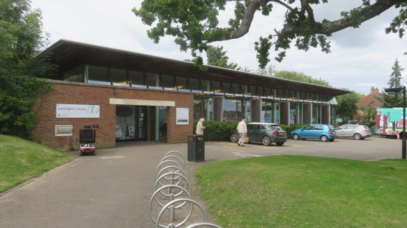 Lymington Library