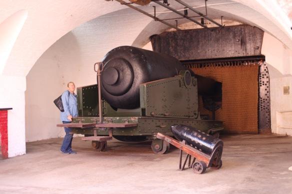 38 ton gun