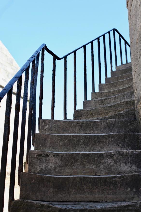Stone steps 2