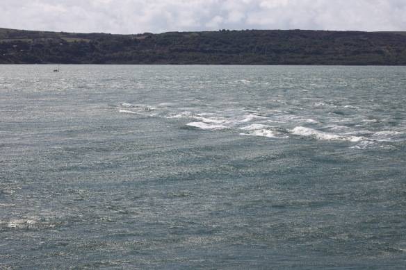 The Solent currents