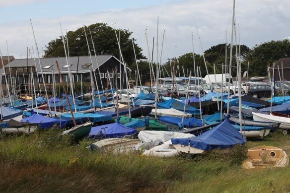 Yachts on land 2