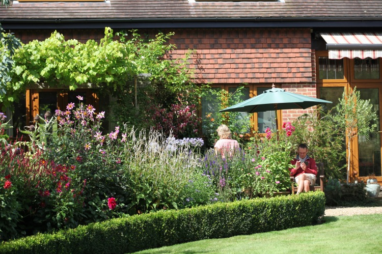 Willows garden 5
