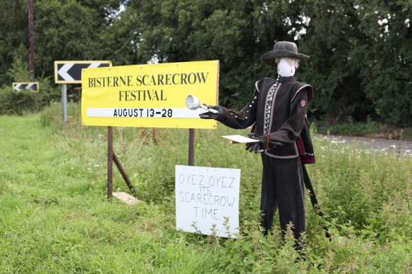 Bisterne Scarecrow Festival 1