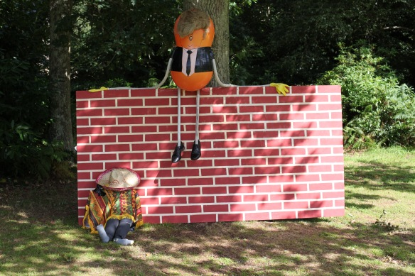 Bisterne Scarecrow Festival 2