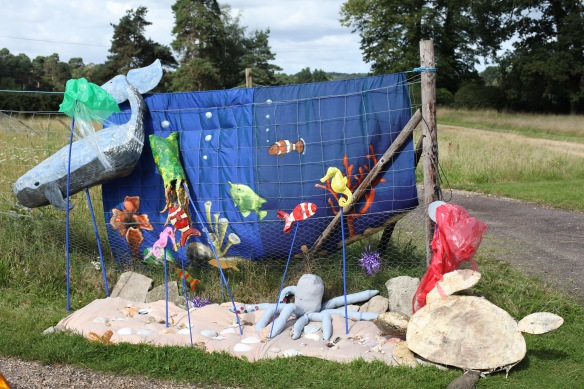Bisterne Scarecrow Festival 5