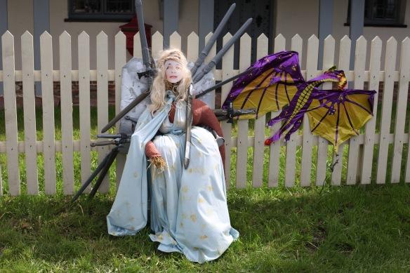 Bisterne Scarecrow Festival 12