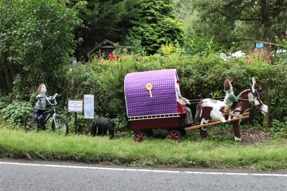 Bisterne Scarecrow Festival 14