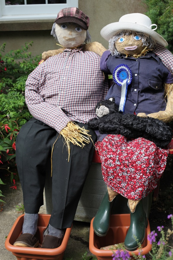 Bisterne Scarecrow Festival 15