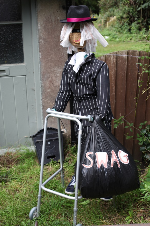 Bisterne Scarecrow Festival 16