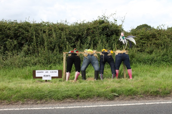 Bisterne Scarecrow Festival 17