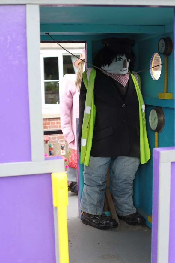Bisterne Scarecrow Festival 25
