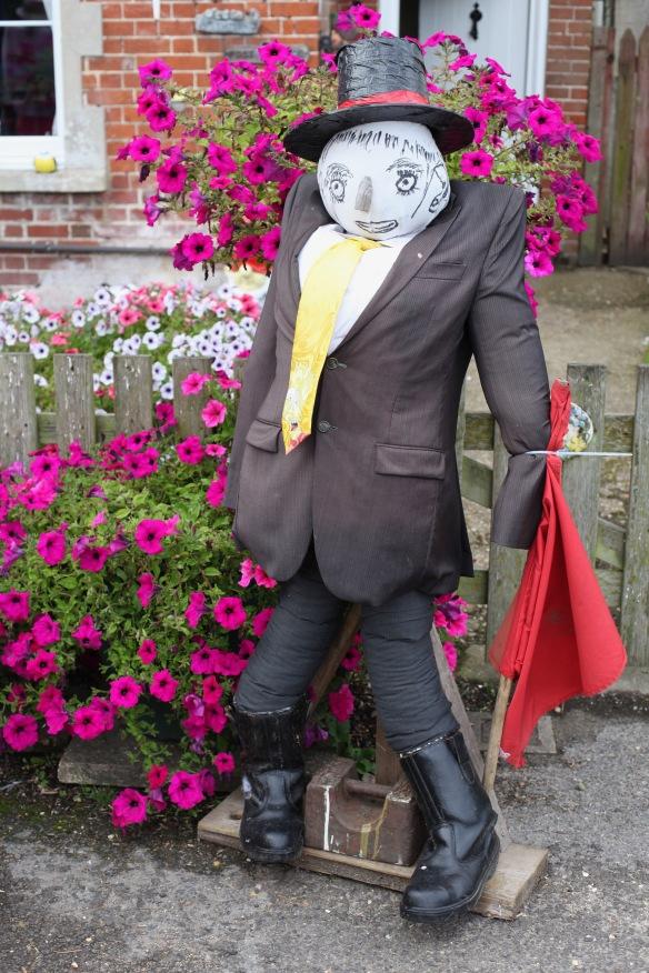 Bisterne Scarecrow Festival 26