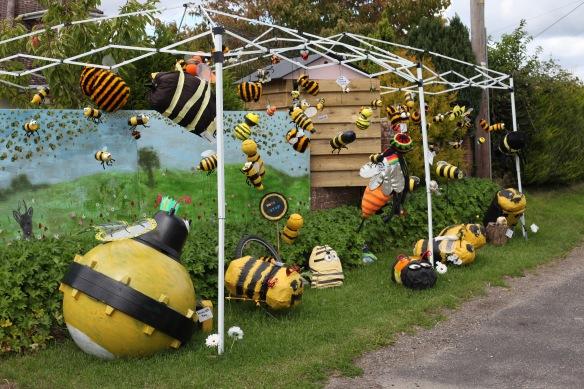 Bisterne Scarecrow Festival 30