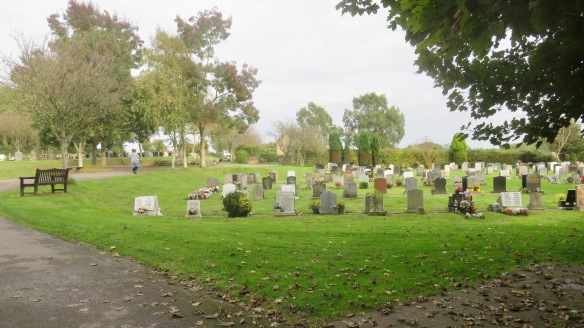 Catherington cemetery 1
