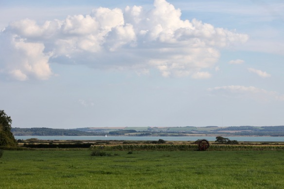 Isle of Wight from mainland