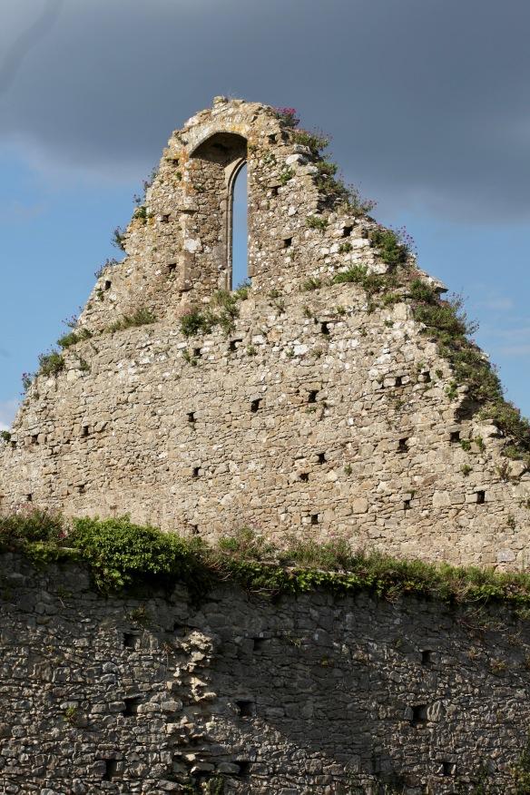 St Leonard's Barn ruin 3