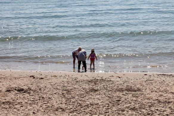 Beach scene 4