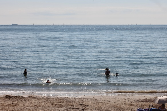 Beach scene 12