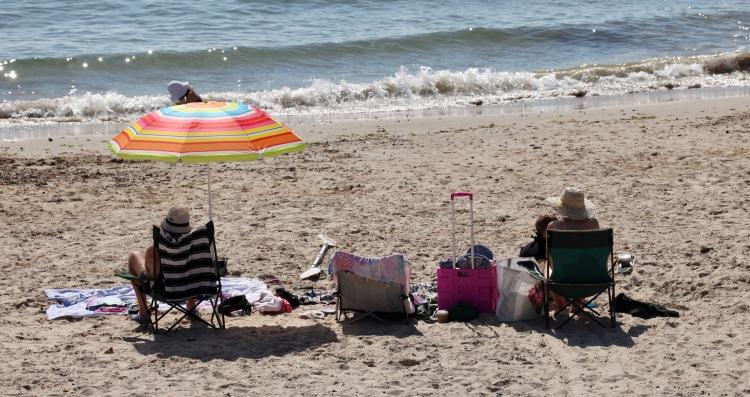 Beach scene 14