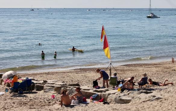 Beach scene 16