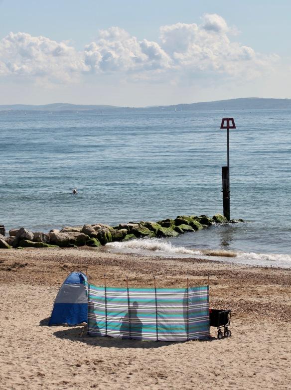 Beach scene 17