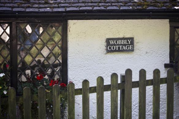 Wobbly Cottage