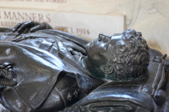 John Manners effigy