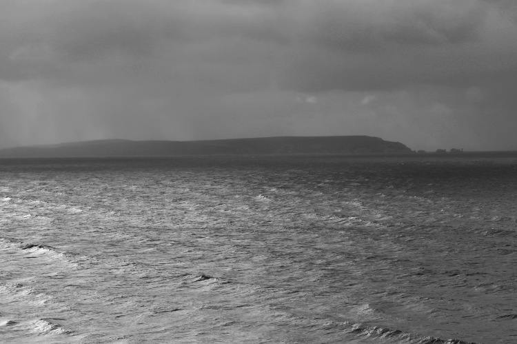 Seascape with Isle of Wight and Needles